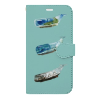 輪廻 Book-style smartphone case