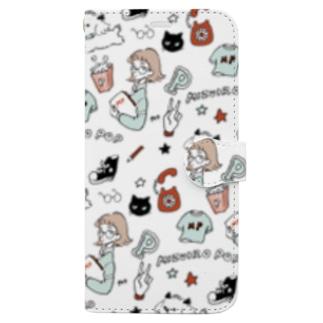 MIZUIRO POP Book-style smartphone case