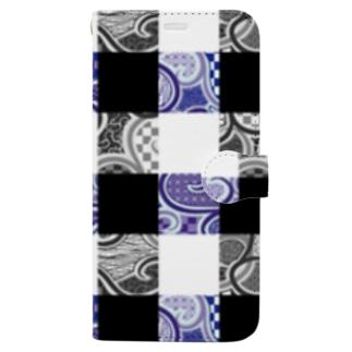No.011 Book-style smartphone case