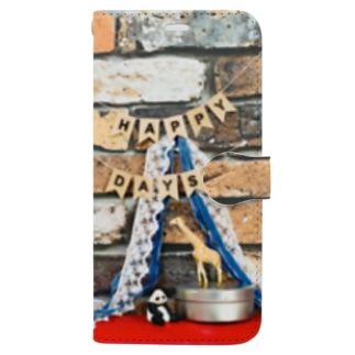en_madeのHAPPY DAYS !!!!!! Book-style smartphone case
