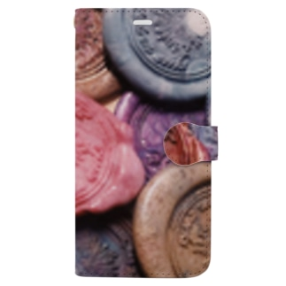 Sealing wax esw mood 1 Book-style smartphone case
