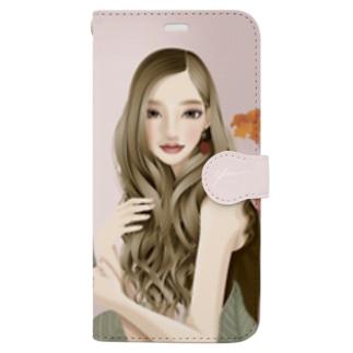 canna A Book-style smartphone case