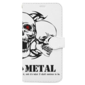 HEAVY METAL Book-style smartphone case