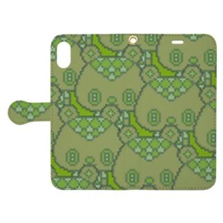 GreenBear Book-style smartphone case