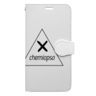 chemiopso【チェミオプソ】 Book-style smartphone case