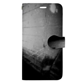夜道 Book-style smartphone case