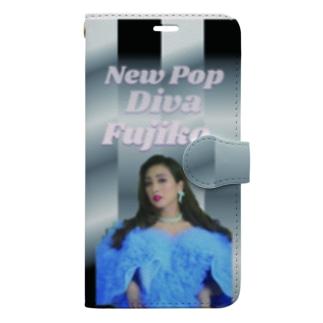 Fujiko I Phone ケース Book-style smartphone case