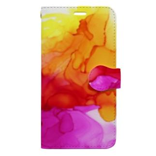 流春_ver.2 Book-style smartphone case