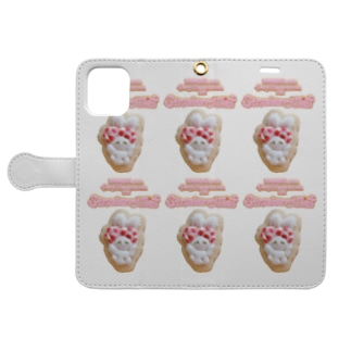 Cookie Bunny Mobile Case Book-style smartphone case