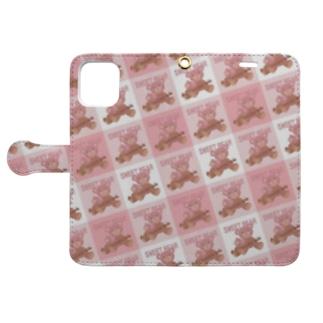 🐻SWEET BEAR🐻 Book-style smartphone case