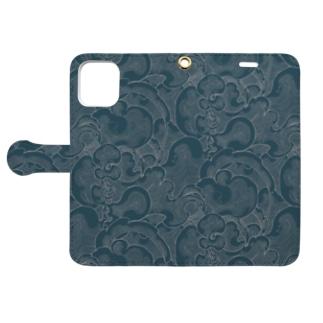 波浪 Book-style smartphone case