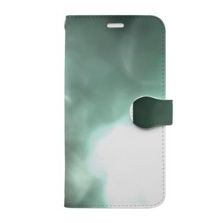 翠 Book-style smartphone case