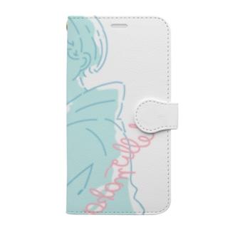 折りたたみスマートフォンケース(11pro) Book-style smartphone case