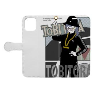 TORAKO_003 Book-style smartphone case