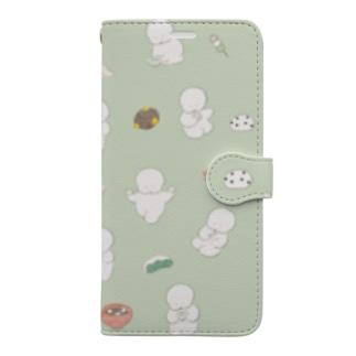 和ぬ山 Book-style smartphone case