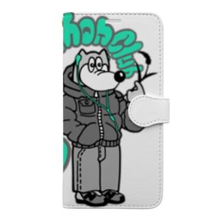 OSANPO Smartphone case Book-style smartphone case