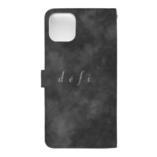 défi Book-style smartphone case