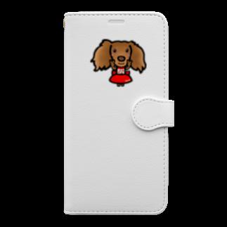 Smile_Rainbow☺︎のc❤ Book-style smartphone case