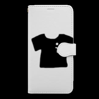 bocoxodesignShopのsummerMONSTAR【T】 Book-style smartphone case