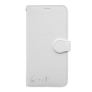 TWICE × 乃木坂46 Book-style smartphone case