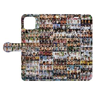 まっとうな曼荼羅。 Book-style smartphone case