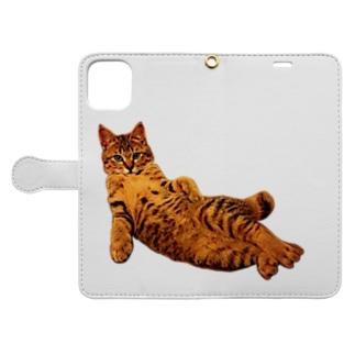 Elegant Cat 2 Book-style smartphone case