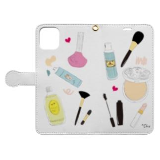 sweet cosmetics Book-Style Smartphone Case