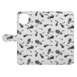 IKA_1K_FB Book-style smartphone case