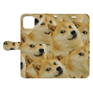 Doge Book-style smartphone case