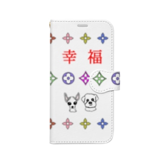 test5 Book-style smartphone case