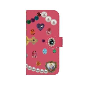 Loreta for iPhone 12 mini Book-style smartphone case