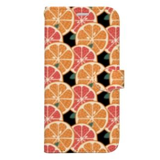 7_nanaのJUICY(各種7点限定) Book-style smartphone case