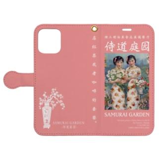 12Pro Max-1922-粉色 Book-style smartphone case