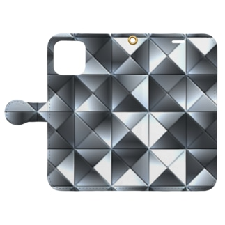 3D Book-style smartphone case
