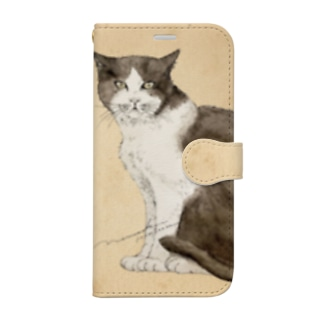 HACHIWARE Book-style smartphone case