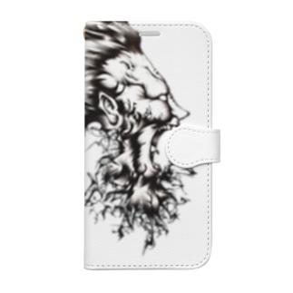 平将門 ... Book-style smartphone case