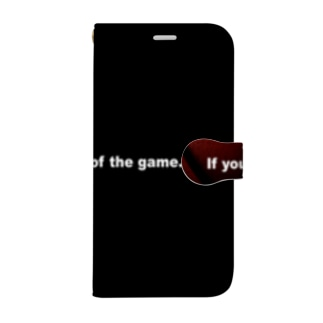 END GAME Book-style smartphone case