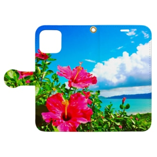 tropicalize me Book-style smartphone case