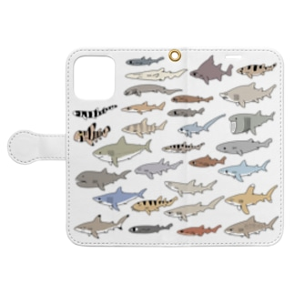 Sharks30 Book-style smartphone case