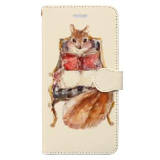 あやぞうのthe book〜知識欲〜 Book-style smartphone case