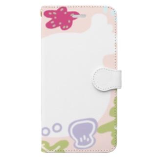 魚座 Book-style smartphone case