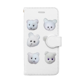 BEARS Book style smartphone case