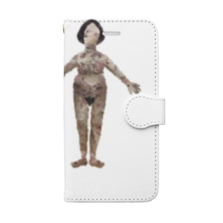 七ヶ月 Book-style smartphone case