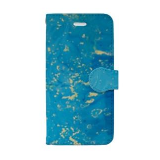 Cf Book-style smartphone case