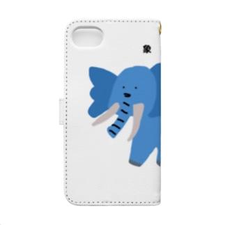 象 Book-style smartphone case