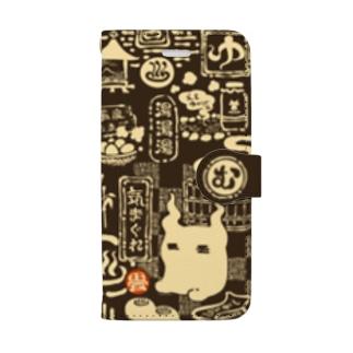 気まぐれ Book-style smartphone case
