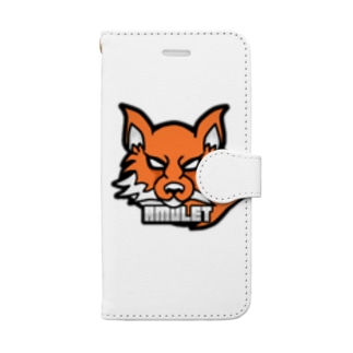 amulet手帳型スマホケース Book-style smartphone case