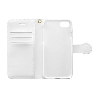 エシリトリ Book-style smartphone case