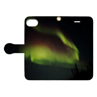aurora5 Book-style smartphone case