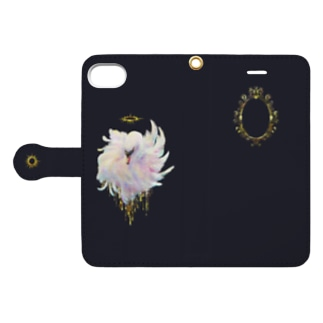 Lucia 【iPhone6・6s・7・8・XS・X・11Pro】 Book-style smartphone case